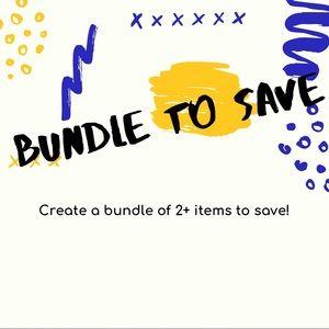 Bundle to Save!